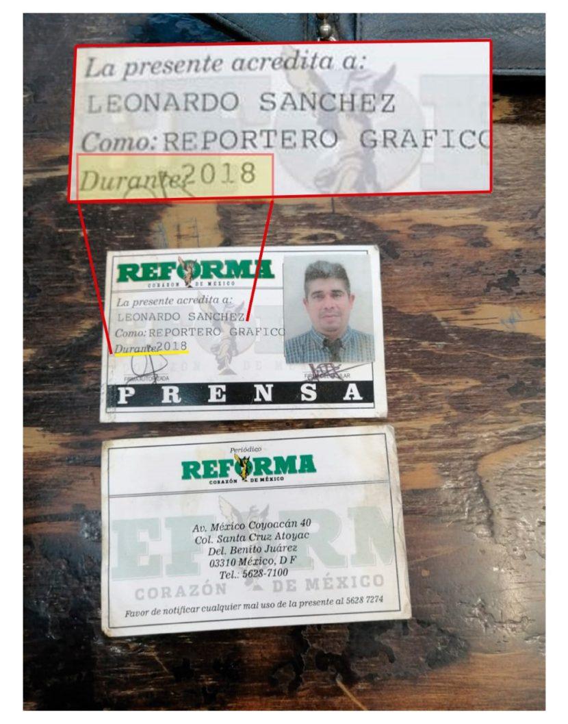 CHIMALHUACÁN DESMIENTE AGRESIÓN A REPORTERO GRÁFICO