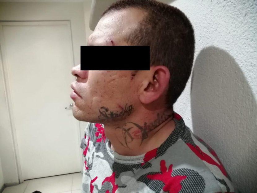 RESPUESTA OPORTUNA DE LA POLICÍA DE METEPEC TRAS ROBO A TIENDA DE CONVENIENCIA