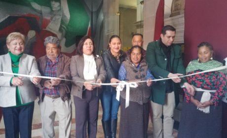 LEGISLATURA COMPROMETIDA CON ARTESANOS MEXIQUENSES: ROSARIO ELIZALDE