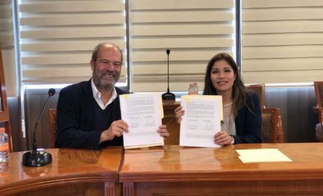 FIRMAN ISSEMYM Y RENAPO CONVENIO PARA MODERNIZAR PROCESOS INTERNOS