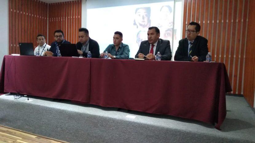 CAPACITAN A SERVIDORES PÚBLICOS DE NAUCALPAN PARA CENSO 2020