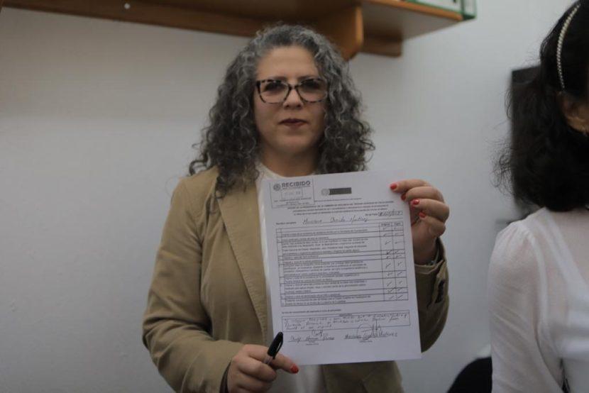 REGISTRAN DOS POSTULANTES A AUDITOR SUPERIOR