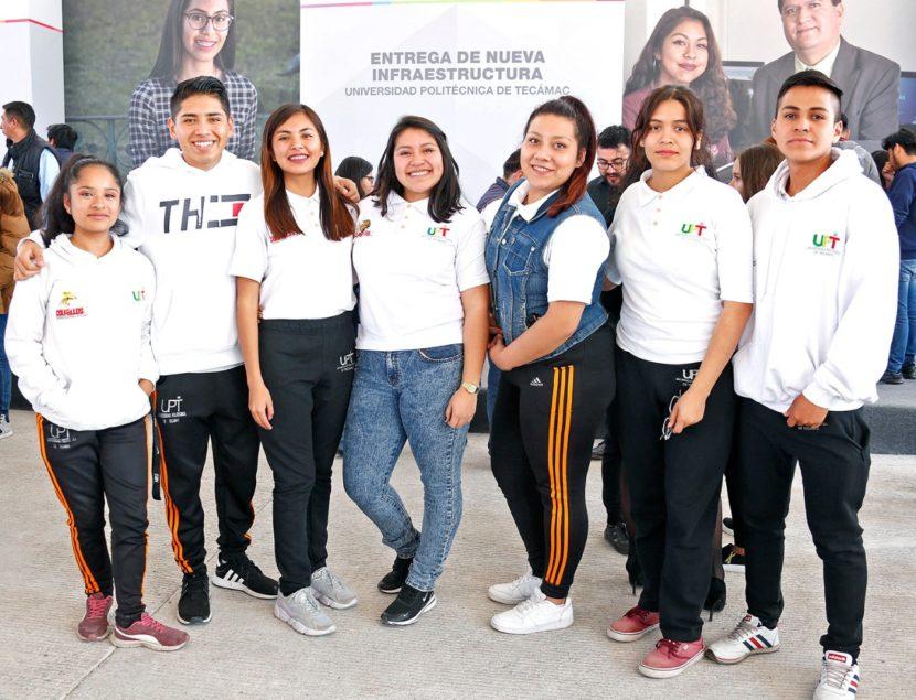 OFRECE UNIVERSIDAD POLITÉCNICA DE TECÁMAC  EDUCACIÓN A 11 MUNICIPIOS DEL EDOMÉX, HIDALGO Y CIUDAD DE MÉXICO