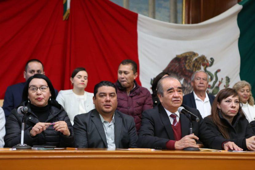 MORENA EXIGE REVERTIR TARIFAZO Y HOMOLOGAR PASAJE CON CDDMX