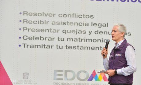 MÁS DE 33 MIL TRÁMITES A TRAVÉS DE LAS CARAVANAS POR LA JUSTICIA COTIDIANA