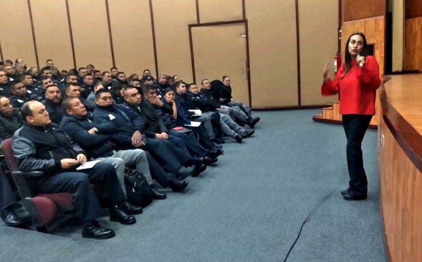 CAPACITA EDOMÉX A POLICÍAS MUNICIPALES EN MATERIA DE DESAPARICIÓN DE MUJERES Y NIÑAS