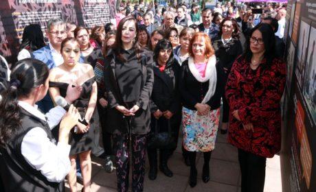"""INAUGURA PATRICIA DURÁN EXPOSICIÓN """"MUJERES EN MÉXICO, LA IGUALDAD ES POSIBLE"""""""