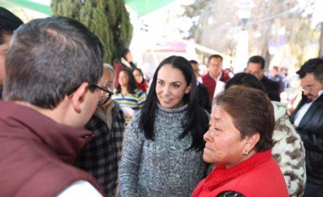 ILIMITADA PRESTACIÓN DE SERVICIOS DE CALIDAD Y APOYOS DURANTE AUDIENCIAS PÚBLICAS EN METEPEC