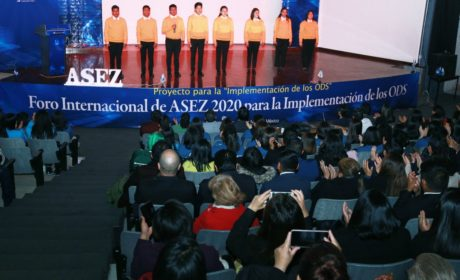 NAUCALPAN, SEDE DEL FORO GLOBAL ASEZ 2020
