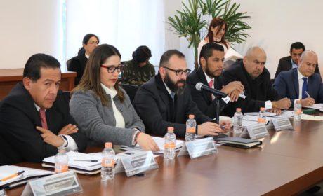 INSTALA SECRETARÍA DE JUSTICIA Y DERECHOS HUMANOS COMITÉ DE ESTUDIOS JURÍDICOS