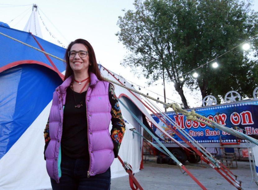 VIVEN LA TRADICIÓN DEL CIRCO EN SAN MATEO NOPALA