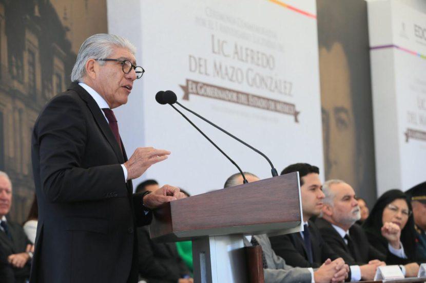EL GOBERNADOR DEL MAZO HA ENTENDIDO EL NUEVO ENTRAMADO POLÍTICO: ALEJANDRO OZUNA