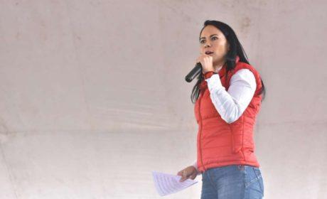 EXHORTA ALEJANDRA DEL MORAL A SÍNDICOS Y REGIDORES A RECORRER LAS CALLES PARA GANAR ELECCIONES
