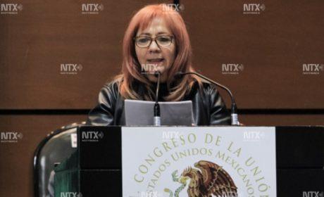 VIGILA CNDH ACTUACIÓN DE GUARDIA NACIONAL: ROSARIO PIEDRA
