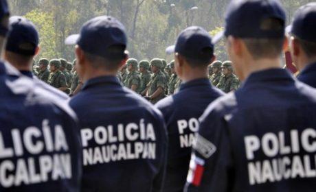 DAN DE BAJA EN NAUCALPAN A 12 MANDOS DE TRÁNSITO