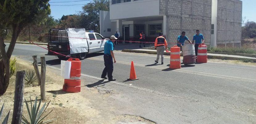EN PARO LABORAL CUERPO DE PROTECCIÓN CIVIL DE TONATICO