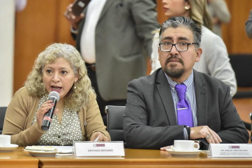 RECONOCERÁN PARIDAD DE GÉNERO EN LA 60 LEGISLATURA MEXIQUENSE