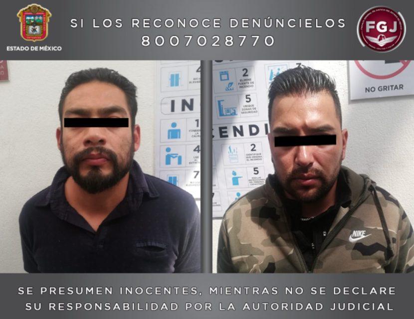 FGJEM DETIENE A POLICÍA DE INVESTIGACIÓN POR SECUESTRO