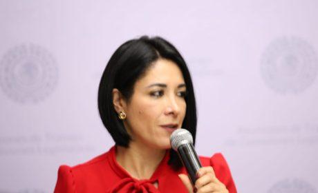 MORENA SEGUIRÁ TRABAJANDO PARA ELIMINAR FEMINICIDIOS: KARINA LABASTIDA