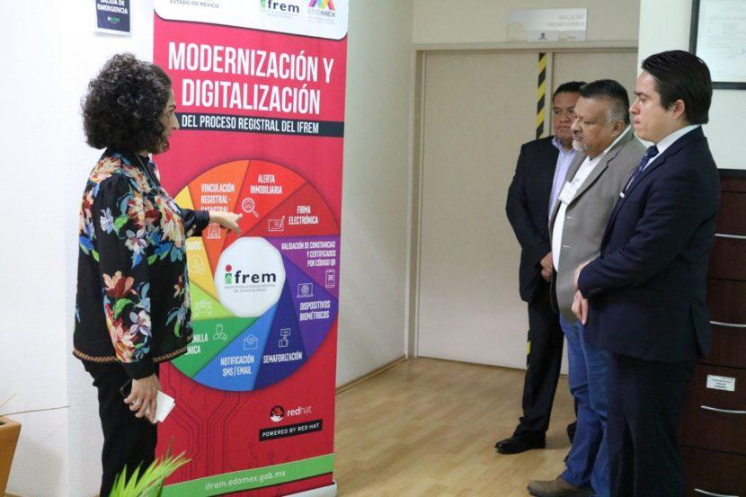 COMPARTE IFREM PROCESOS CON EL GOBIERNO DE QUERÉTARO