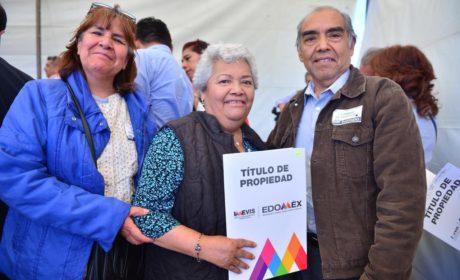 MÁS DE 28 MIL FAMILIAS MEXIQUENSES BENEFICIADAS CON EL PROGRAMA FAMILIAS FUERTES