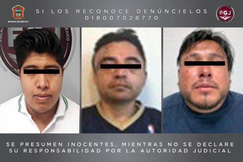 PROCESAN A TRES SUJETOS INVESTIGADOS POR FEMINICIDIO