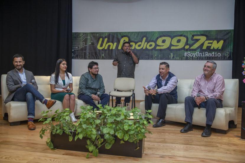 REDES SOCIALES, OPORTUNIDAD PARA ACERCARSE A LA AUDIENCIA RADIOFÓNICA