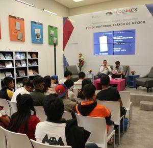 PRESENTAN CUATRO NOVEDADES EDITORIALES EN LA 41 FERIA INTERNACIONAL DEL LIBRO DEL PALACIO DE MINERÍA