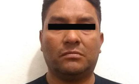 LOGRAN APREHENSIÓN DE SUJETO INVESTIGADO POR EL ASESINATO DE SU ESPOSA