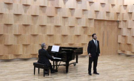 REALIZAN CONCIERTOS DE PIANO, JAZZ Y CANTO