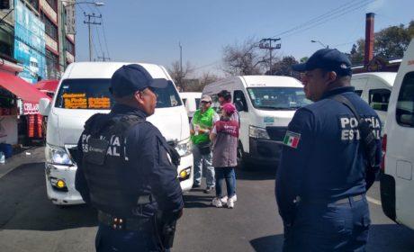 REALIZAN OPERATIVO CONJUNTO EN MEXIPUERTO
