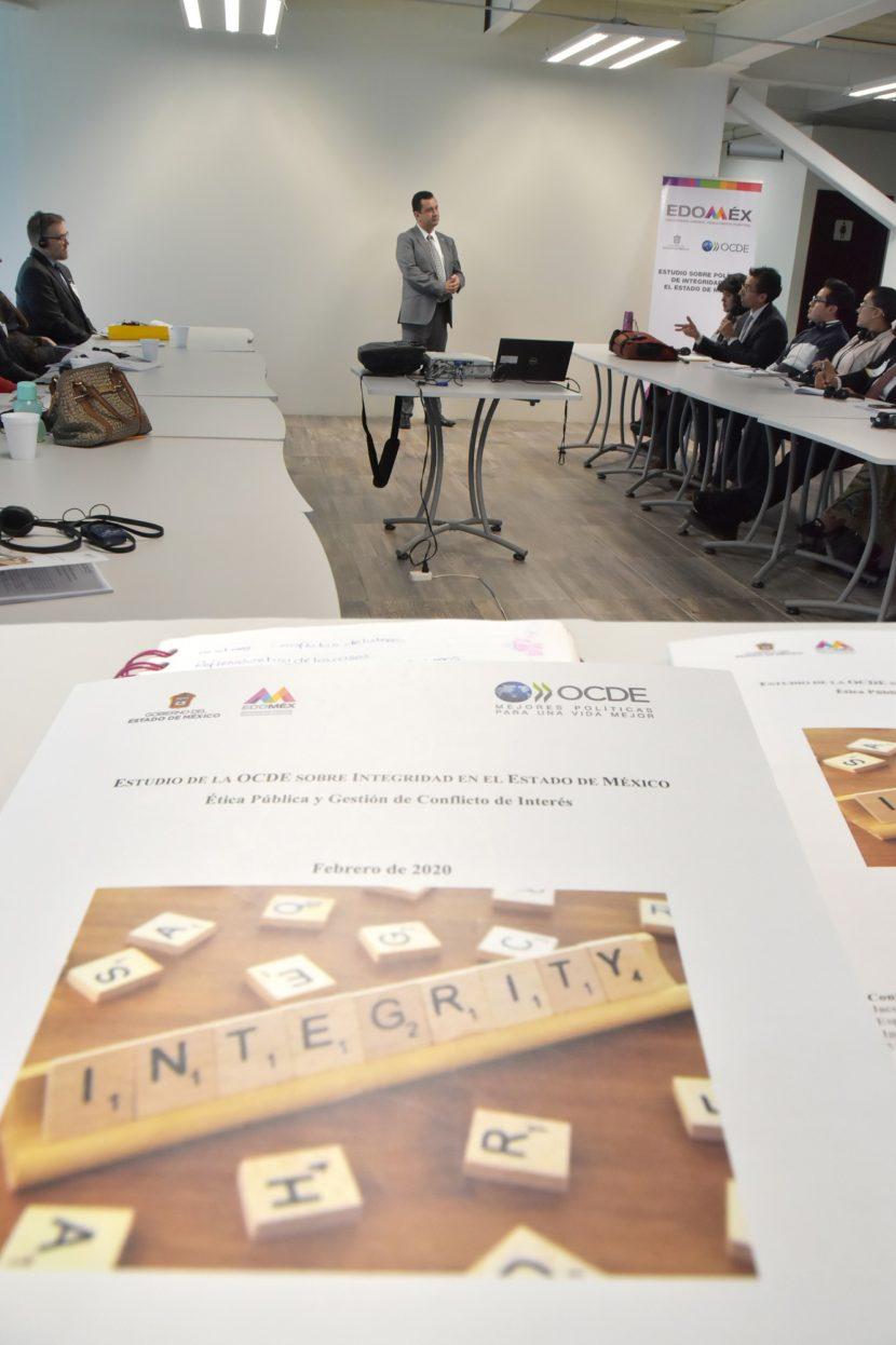 EDOMÉX IMPULSA CULTURA DE LA INTEGRIDAD PARA RECUPERAR LA CONFIANZA CIUDADANA