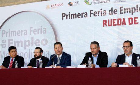 ES TOLUCA SEDE DE LA PRIMERA FERIA METROPOLITANA DE EMPLEO 2020