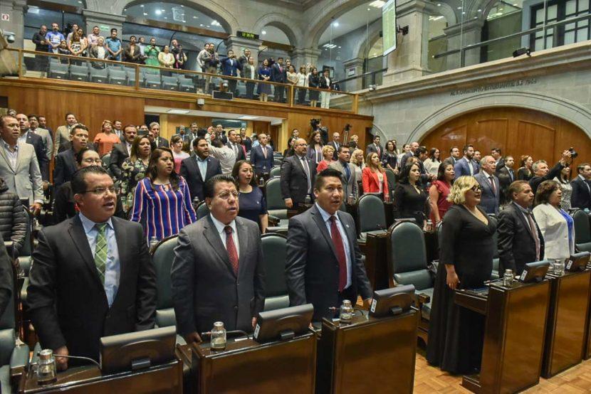CONTRIBUYEN LEGISLADORES A COMBATIR FLAGELOS SOCIALES: MAURILIO HERNÁNDEZ