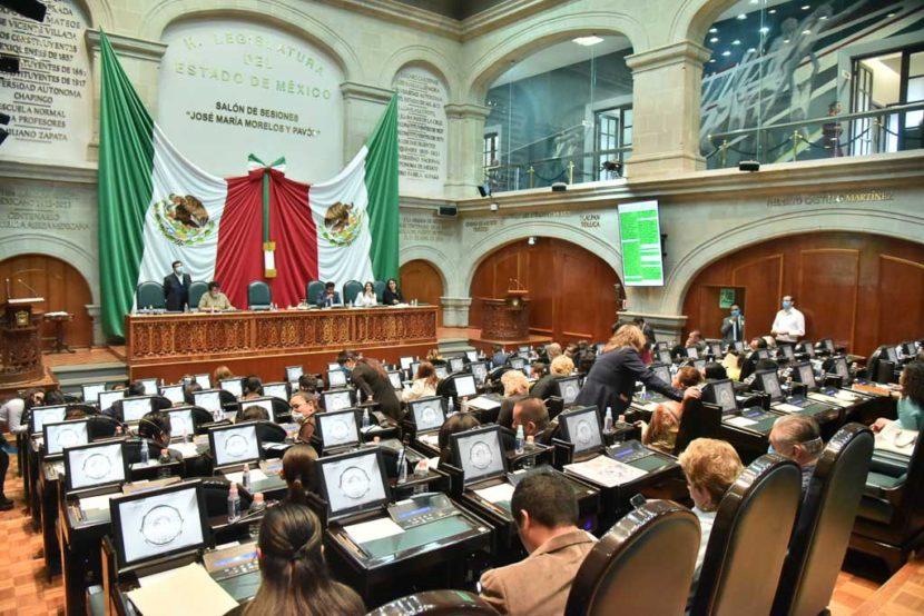 CON ACCIONES POR COVID-19 MANTENDRÁN DIPUTADOS TRABAJO LEGISLATIVO