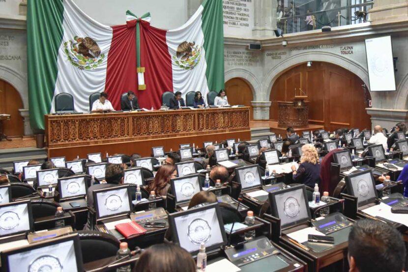LA 60 LEGISLATURA SUSPENDE SESIONES COMO MEDIDA DE PROTECCIÓN SANITARIA