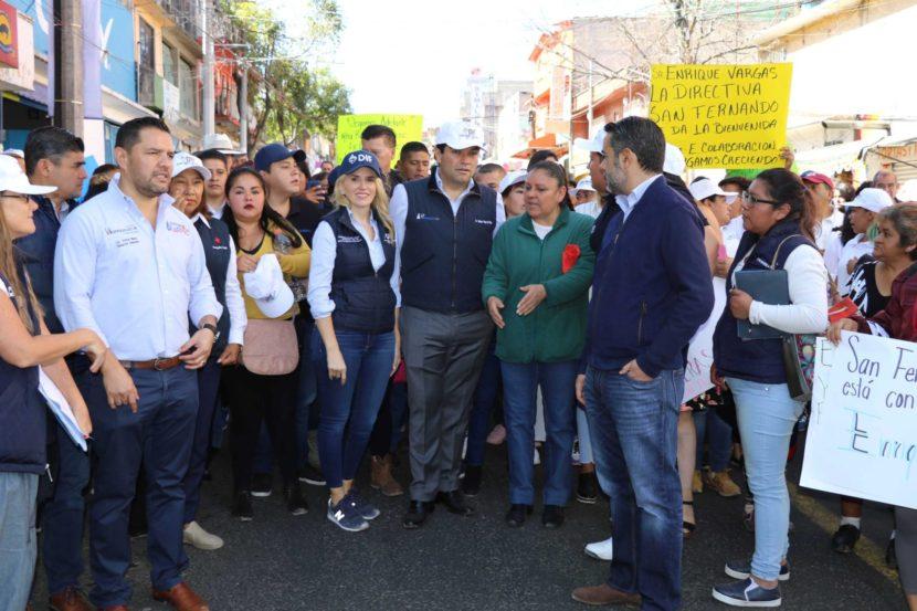 """HUIXQUILUCAN DA INICIO A  LOS """"MIÉRCOLES CIUDADANOS"""""""