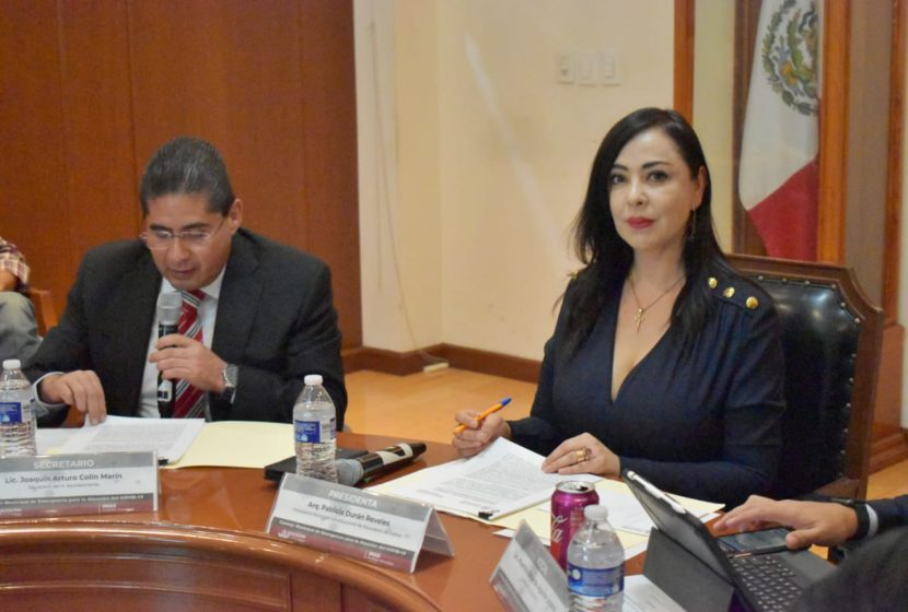 NAUCALPAN, PRIMER MUNICIPIO EN INSTALAR CONSEJO DE EMERGENCIAS POR CORONAVIRUS