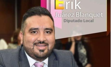 ASESINAN AL DIPUTADO DEL PRD ERIK JUÁREZ BLANQUET, EN MORELIA, MICHOACÁN