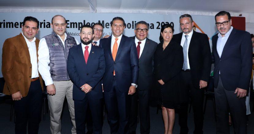TOLUCA REALIZA PRIMERA FERIA DEL EMPLEO METROPOLITANO