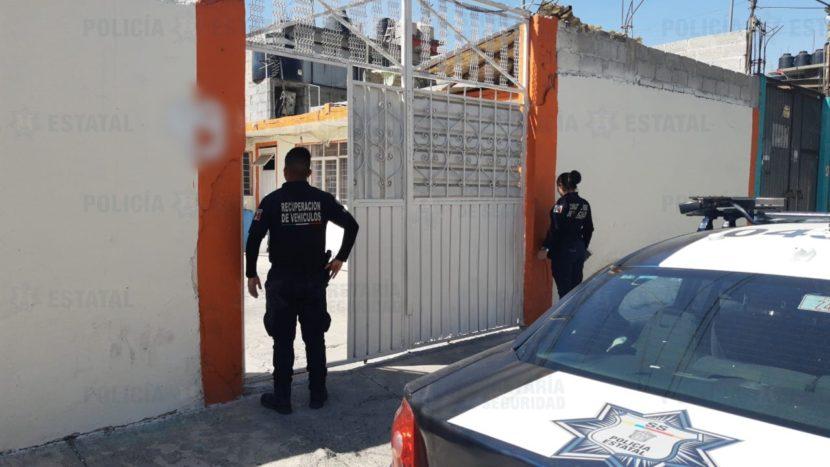 MEDIANTE EL C5 LOCALIZAN VEHÍCULO CON REPORTE DE ROBO