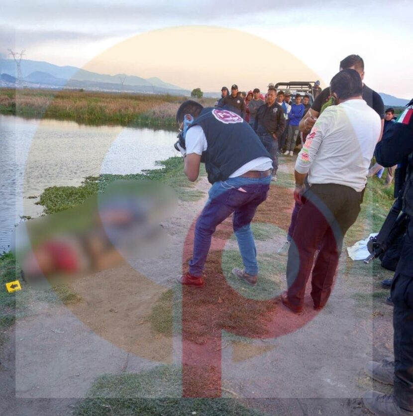 MUEREN AHOGADOS 2 HOMBRES EN SAN MATEO ATENCO