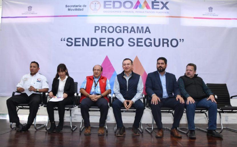 PROGRAMA «SENDERO SEGURO» BUSCA GARANTIZAR LA SEGURIDAD ESTUDIANTIL