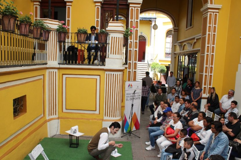 PRESENTAN RÉQUIEM CON TOSTADAS EN EL MUSEO CASA TOLUCA 1920