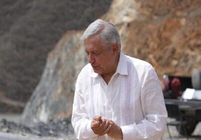 EN LA CUNA DE «EL CHAPO», AMLO ESTUVO «SEMBRANDO VIDA»