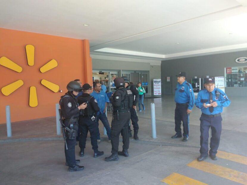 TLALNEPANTLA REFUERZA SEGURIDAD PARA PREVENIR SAQUEOS