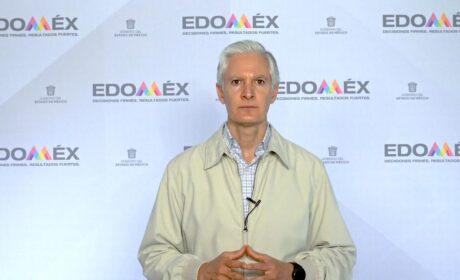 EDOMEX Y CDMEX ACUMULAN EL 87 POR CIENTO DE HOSPITALIZACIONES POR COVID-19: DEL MAZO