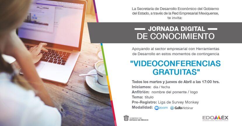 LANZA SEDECO JORNADA DIGITAL DE CONOCIMIENTO PARA APOYAR A EMPRESARIOS, EMPRENDEDORES Y MIPYMES