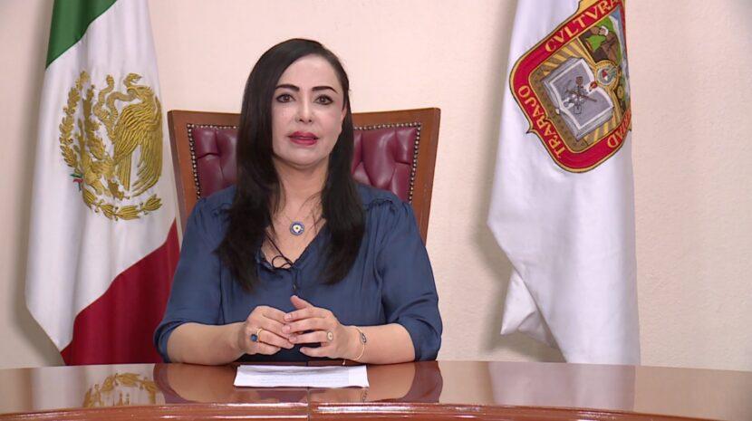 DAREMOS CANASTAS ALIMENTARIAS A QUIENES MÁS RESIENTEN LA EMERGENCIA SANITARIA: PATRICIA DURÁN
