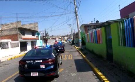 REFUERZA TOLUCA RECORRIDOS DE SEGURIDAD